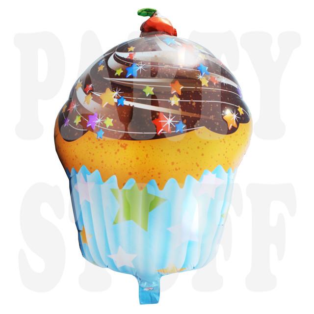 фольгированный шар кекс