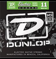 Струны для гитары DUNLOP NICKEL WOUND для электрогитары