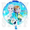 Фольгированный шарик Холодное сердце, 44 см
