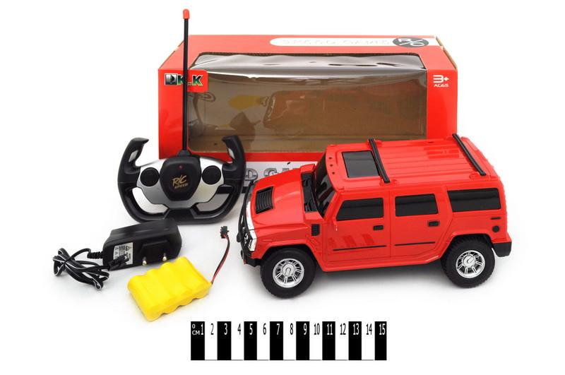 Машина джип 3699-АЕ4, машинка на радиоуправлении