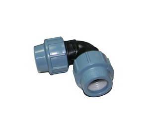Отвод компрессионный 25 Unidelta