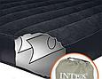 Двуспальный надувной матрас Intex 66770 (203 х 183 х 23 см) 17, фото 2