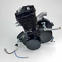 Веломотор 80 сс (голый) со стартером чёрный CYCLON