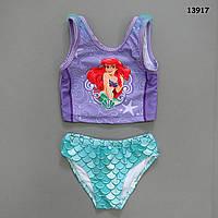 Купальник Ariel для девочки. 1-2;  2-3 года