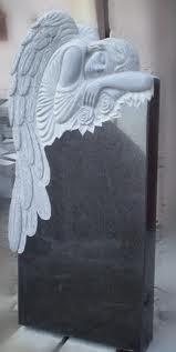 Скорбящий ангел (Образец №116) - Мир гранита в Житомире