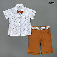 Нарядный костюм для мальчика. 6, 7, 8 лет