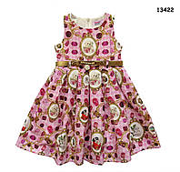 Нарядное платье для девочки. 5-6; 6-7; 8-9 лет