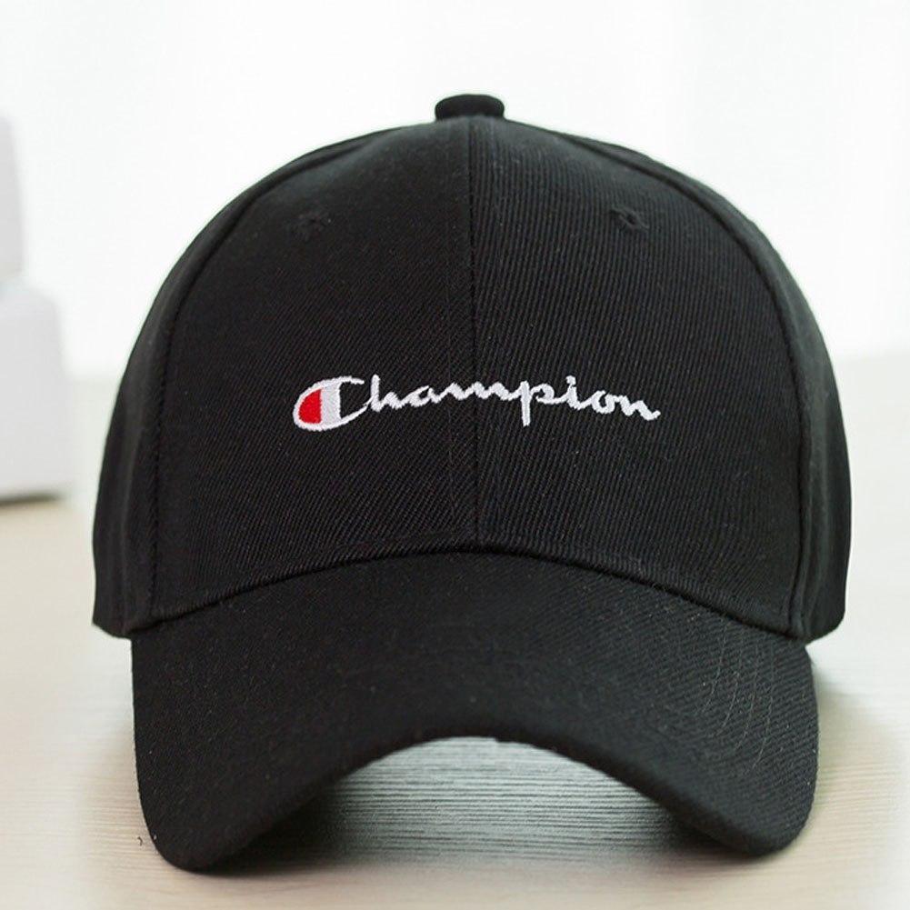 Кепка Бейсболка Champion Black 223f1192b7998