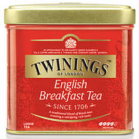 Чай Twinings English Breakfast Tea  Твайнингс 100г
