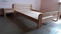 Кровать  Ирбис. Очень мило выглядит в односпальном размере. Хорошо подходит для подростков., фото 1