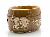 Аромалампа для ароматерапии Слоны