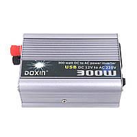 Power Inverter 300 w или просто преобразователь 12В в 220