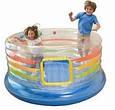 Детский игровой центр Intex 48264 батут надувной  Размеры: диаметр 182 см. Высота борта: 86 см., фото 4