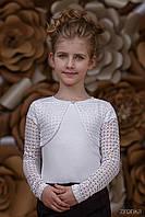 Шкільна блузка для дівчинки: 3621-1