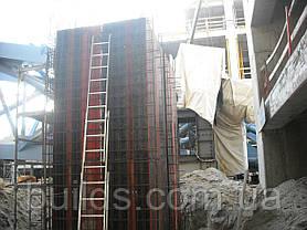 Заливка бетонных стен, фото 3