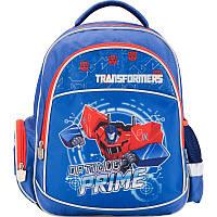Рюкзак школьный ортопедический для мальчика Transformers TF17-510S  Германия
