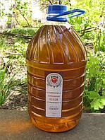 Льняное масло, 5 л.