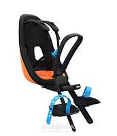Детское велокресло на руль Thule Yepp Nexxt Mini Детское велокресло на руль Thule Yepp Nexxt Mini Vibrant Orange Orange