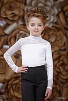 Шкільна блузка для дівчинки: 3631-1 152