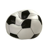Надувное кресло Intex 68557 Футбольный мяч, фото 1