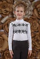 Шкільна блузка для дівчинки: 4311-2-1
