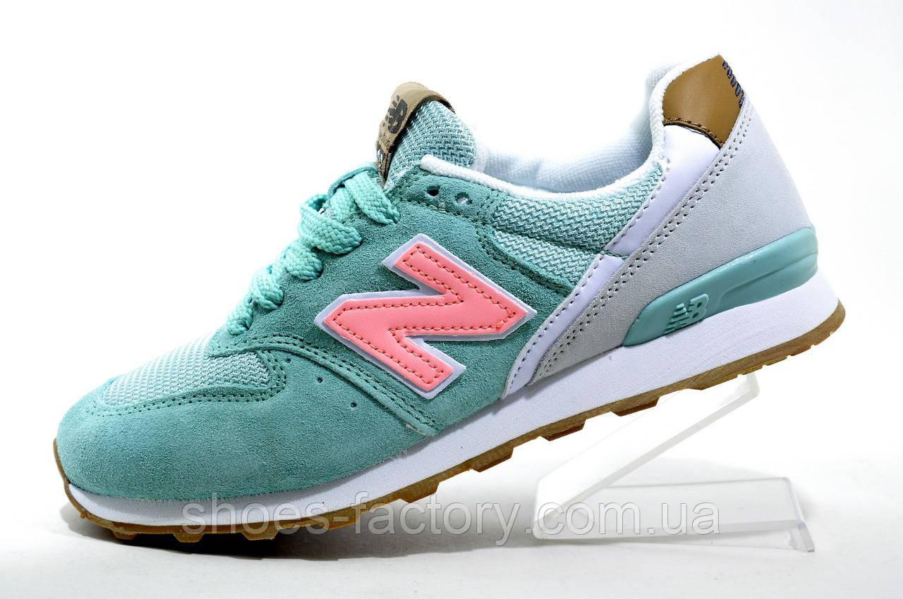 Женские кроссовки в стиле New Balance, WR996CCB