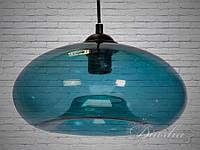 Люстра Loft с тонированным стеклом 003BL