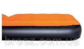 Надувное раскладное кресло Bestway 67277 оранжевое, фото 3