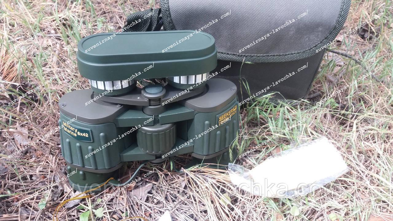 Бинокль Водостойкий  8x42 - Military