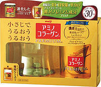 MEIJI Amino Collagen Premium, 90 г (новая упаковка).