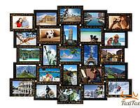 Мультирамка на 25 фотографий