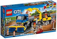 Конструктор Lego City Уборочная техника