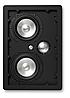 Трёхполосная встраиваемая  акустика NHT iW4-ARC для стен