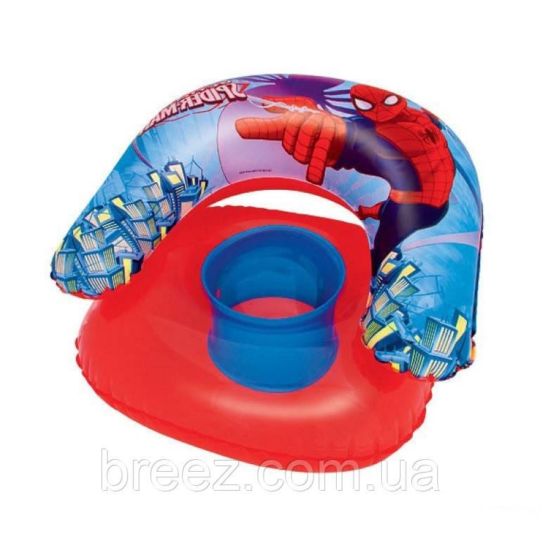 Детское надувное кресло Bestway 98008 Спайдермен