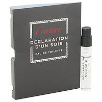 Cartier Declaration D'Un Soir Vial 1,5ml