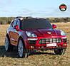 Детский электромобиль   SUV 8588: функция качания, MP3, пульт 2,4 G - Красный (код: 6716594972)-купить оптом