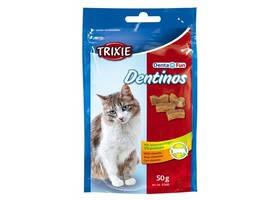 TRIXIE Dentinos Дропсы для котов, 50г