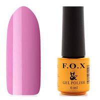 Гель-лак F.O.X  6 мл pigment №017 (сиренево-розовый), фото 1