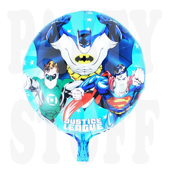 фольгированные шары герои комиксов