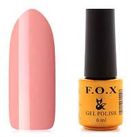 Гель-лак F.O.X  6 мл pigment №020 (теплый бежевый)