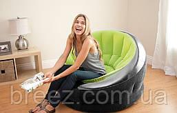 Надувное кресло Intex 68582 оранжевое, фото 3