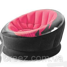 Надувное кресло Intex 68582 розовое, фото 2