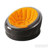 Надувное кресло Intex 68582 оранжевое, фото 1