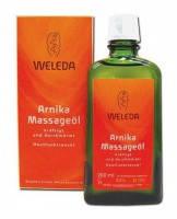 Weleda Arnika (Веледа Арника) масло для массажа 200 мл