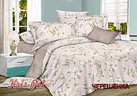 Евро макси набор постельного белья 200*220 из Сатина №697AB KRISPOL™