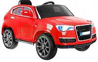 Детский электромобиль  AUDI: EVA , MP3, пульт 2,4 G - Красный (код: 6763834920)-купить оптом , фото 1