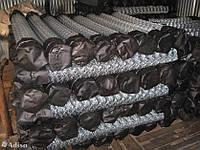 """Сетка """"Рабица"""" яч.55-55 мм. h:1.8 м., d:1.5 мм. черная"""