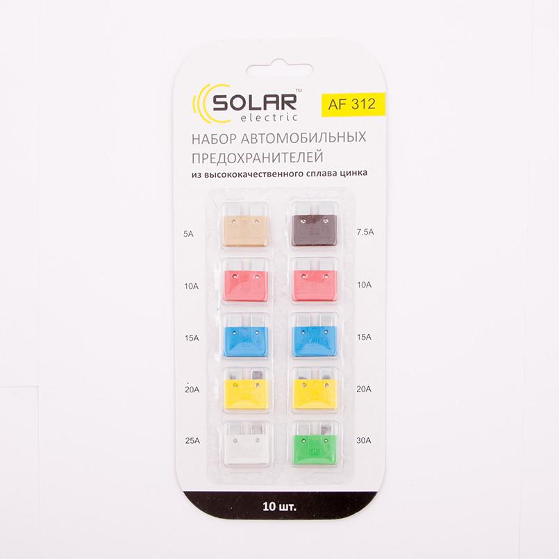 Набор предохранителей Solar AF312