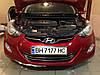 НАШИ РАБОТЫ: Установка линз в Hyundai Elantra 2012