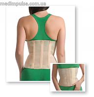 Бандаж лечебно-профилактический (с тремя ребрами жесткости) (Арт. 4001)